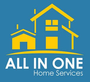 "#7 untuk Design a Logo for ""All In One Home Services"" oleh darkavdarka"