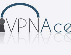 nº 43 pour Design a Logo for VPNAce.com par JosefaSK