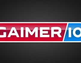 #91 cho Design a Logo for gaimer.io bởi allgeo