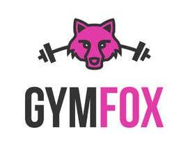 Nro 50 kilpailuun The Gymfox logo käyttäjältä nsotelo