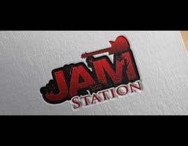 Nro 95 kilpailuun Design a Logo for Jam Station käyttäjältä indunil29