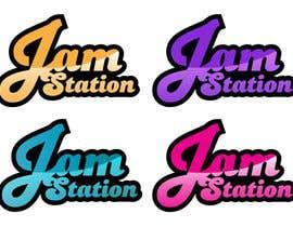 Nro 145 kilpailuun Design a Logo for Jam Station käyttäjältä kyriene
