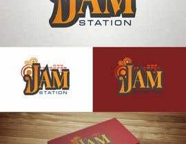 #67 for Design a Logo for Jam Station by nikdesigns