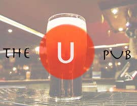 #16 cho Design a Logo for The U Pub bởi yashwanthny3
