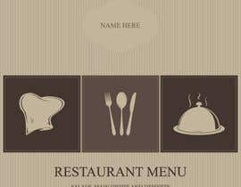 #5 cho Help me with designing a simple but effective cafe menu -- 2 bởi Hayesnch