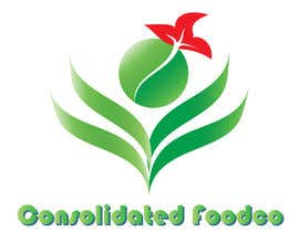 #152 para Logo Design for Consolidated Foodco de BiroZsolt