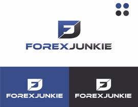 Nro 230 kilpailuun Design logo for a forex website käyttäjältä stojicicsrdjan
