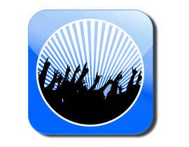 #19 untuk Design Iphone App Icon for a Music Festival Playlist app oleh StanleyV2