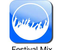 #20 untuk Design Iphone App Icon for a Music Festival Playlist app oleh StanleyV2