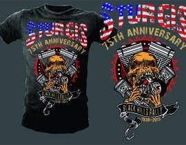 Nro 32 kilpailuun Design a T-Shirt for STURGIS 2015 käyttäjältä mj956