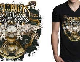 Nro 38 kilpailuun Design a T-Shirt for STURGIS 2015 käyttäjältä MadaU
