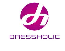 #70 for Design a Logo for Dressholic af rajibdu02