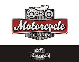 #31 for Motorcycle-Pilgrim Logo by luis7monteiro