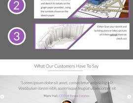 #15 untuk Design a Website Mockup for a Wordpress site oleh subin58