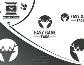 #13 cho Corporate identity and logo for Easy Game Tags bởi MarinaWeb