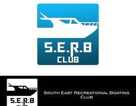 Nro 43 kilpailuun Design a Logo for a boat club käyttäjältä MadaU