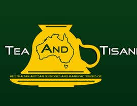 #59 para Tea Logo Design por nomib