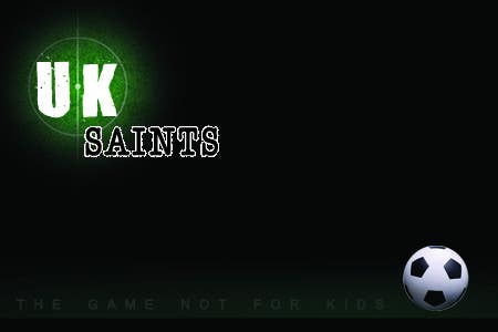 Contest Entry #10 for Graphic Design for uk saints brochure