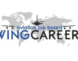 #13 untuk Design a Logo for a aviation jobboard oleh desislavsl