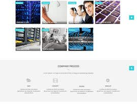 #20 for Design a Website Mockup for Computer Repair Website by ChrisTbs