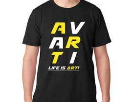 #19 for Design a T-Shirt for avarti af jonnaDesign008