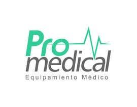 Nro 61 kilpailuun Promedical Logo käyttäjältä claudioosorio