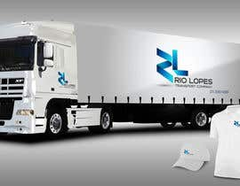 #75 for Design a logo - Transport Company Rio Lopes by jaiko