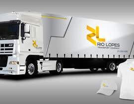 Nro 77 kilpailuun Design a logo - Transport Company Rio Lopes käyttäjältä jaiko