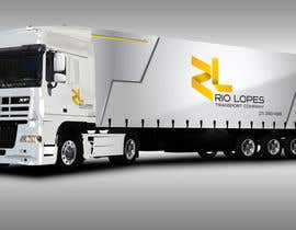 #78 for Design a logo - Transport Company Rio Lopes by jaiko