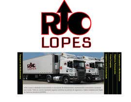 #94 for Design a logo - Transport Company Rio Lopes by ByPals