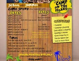 #10 para Design a Flyer for Cheerleading summer camp por adidoank123