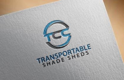 Nro 85 kilpailuun Design a Logo for Transportable Shade Sheds käyttäjältä alikarovaliya