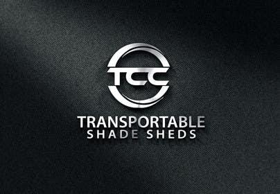 Nro 87 kilpailuun Design a Logo for Transportable Shade Sheds käyttäjältä alikarovaliya
