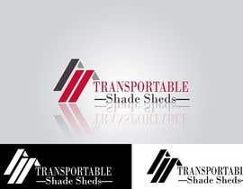 Nro 41 kilpailuun Design a Logo for Transportable Shade Sheds käyttäjältä joydeepmandal