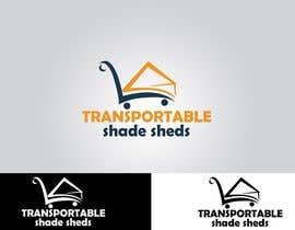 Nro 43 kilpailuun Design a Logo for Transportable Shade Sheds käyttäjältä joydeepmandal