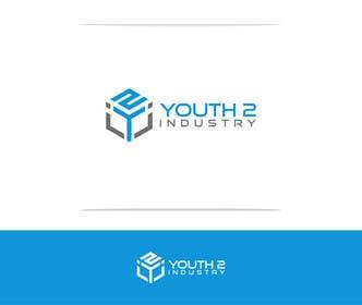 Nro 9 kilpailuun Design a Logo for School Program - Youth2Industry käyttäjältä ydgdesign
