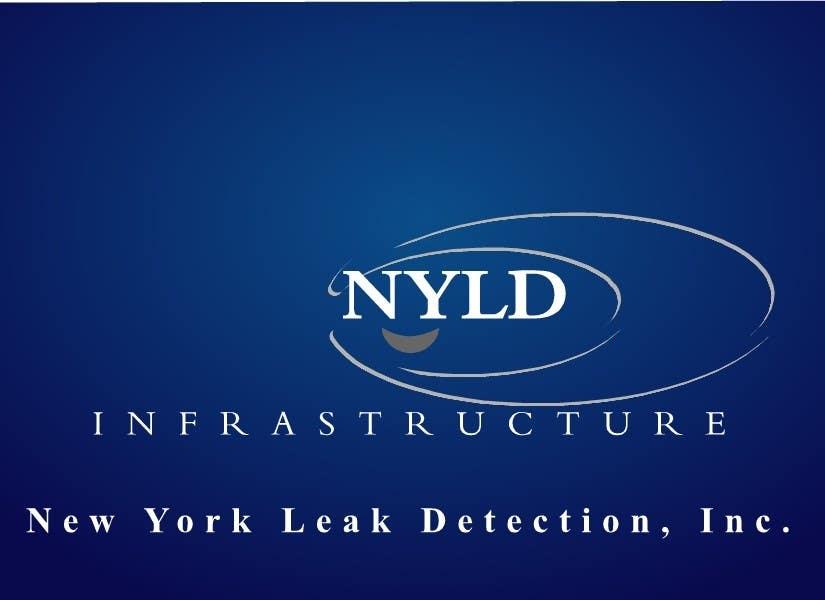 Contest Entry #                                        133                                      for                                         Logo Design for New York Leak Detection, Inc.