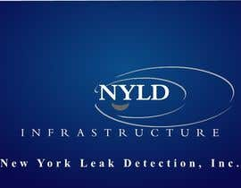 #133 untuk Logo Design for New York Leak Detection, Inc. oleh vishalkr