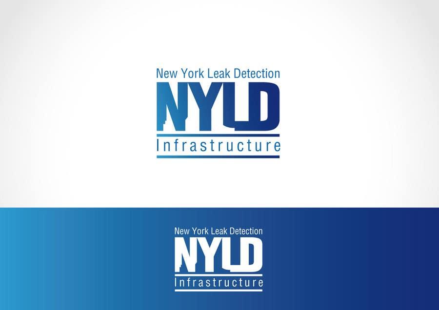Proposition n°                                        108                                      du concours                                         Logo Design for New York Leak Detection, Inc.