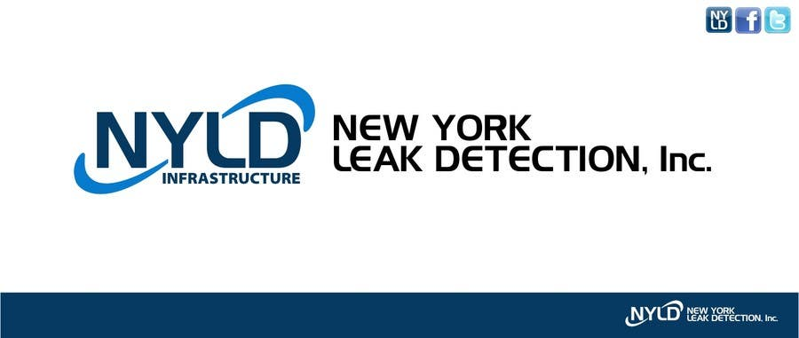 Proposition n°                                        152                                      du concours                                         Logo Design for New York Leak Detection, Inc.