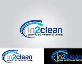 #106 para Design a Logo for in2clean por joydeepmandal