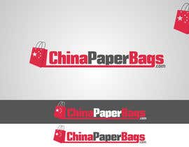 #26 para Design a Logo for ChinaPaperBags.com por Attebasile