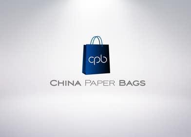 mariusadrianrusu tarafından Design a Logo for ChinaPaperBags.com için no 7