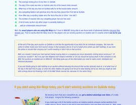 #15 for Design a Landing Page/Squeeze Page - Content Provided by HailDuong