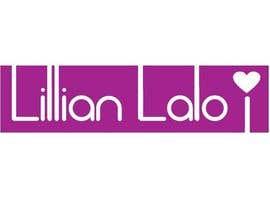 #106 untuk Make my name a logo! Lillian Lalo oleh aelienDESIGN