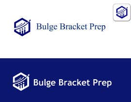#28 para Design a Logo for Bulge Bracket Prep por BestLion