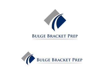 #39 untuk Design a Logo for Bulge Bracket Prep oleh vsourse009