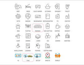 NikWB tarafından Design some Icons for my website için no 24