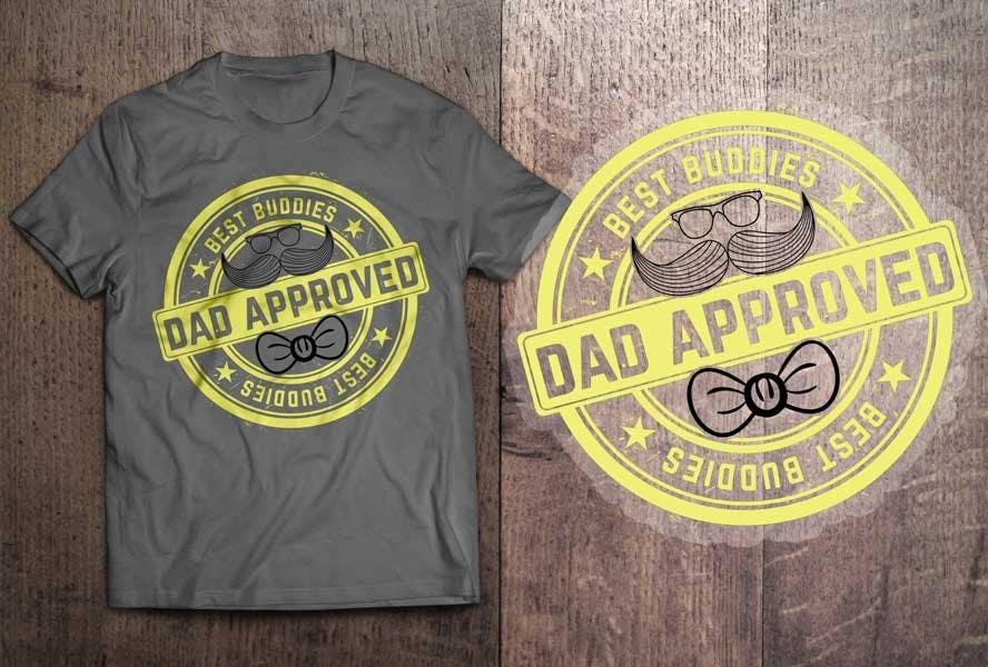 Bài tham dự cuộc thi #30 cho Original Unique Father's Day T-Shirt Design