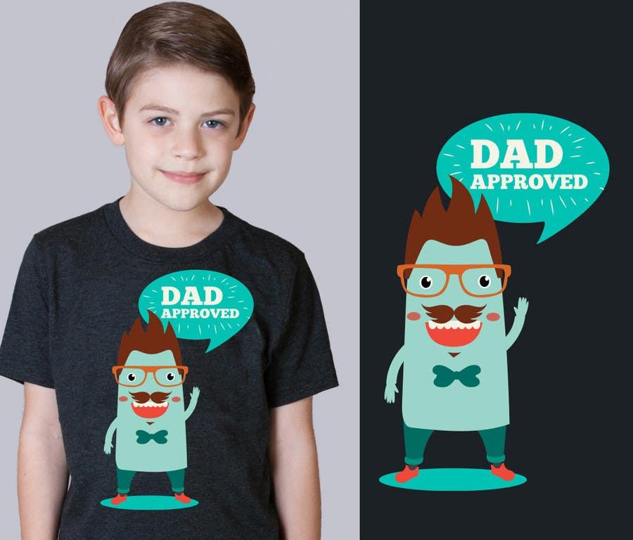 Bài tham dự cuộc thi #32 cho Original Unique Father's Day T-Shirt Design